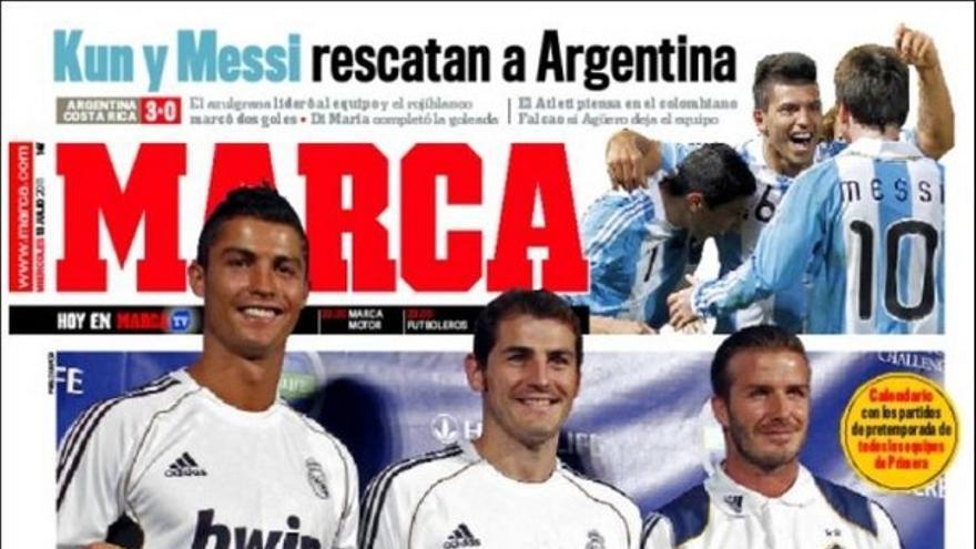 De las portadas del día (13/07/2011) #12