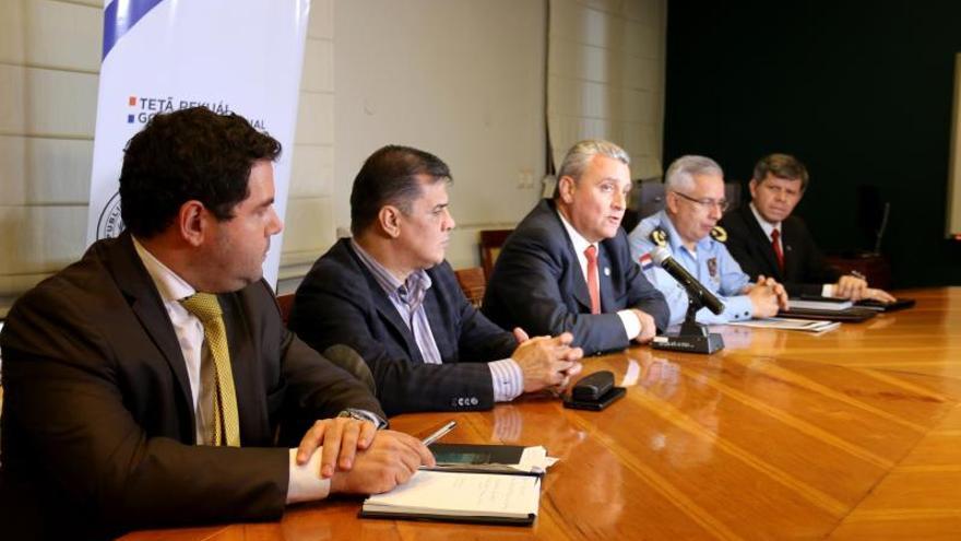 Paraguay estudiará si hubo cómplices en la fuga de un líder del Comando Vermelho