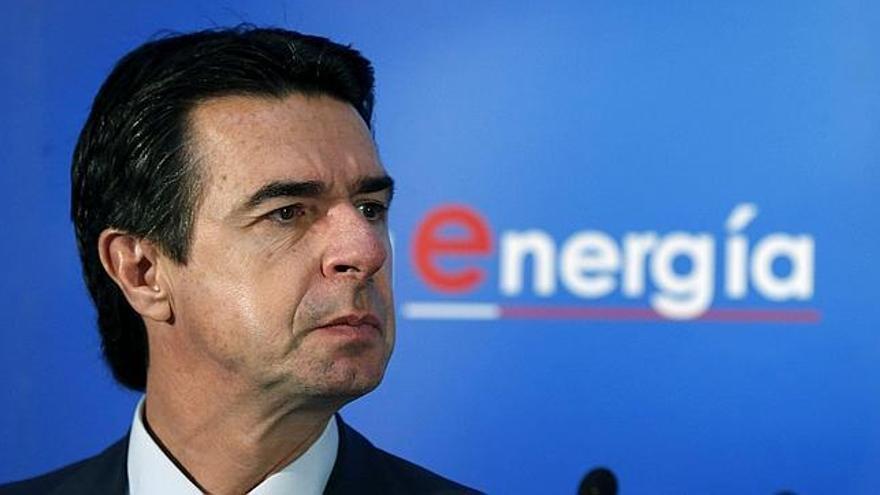 José Manuel Soria, ministro de Industria, Energía y Turismo (EFE)