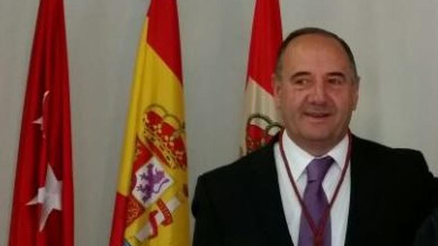 Rafael Pastor Martín, exdirector de Seguridad de Madridec.