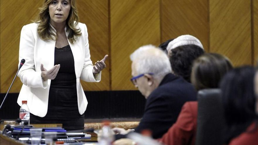 El Parlamento andaluz respalda la unidad de España y un proyecto común