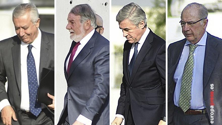 Arenas asegura que Lapuerta le dejó claro que las donaciones al PP no debían hacerse a cambio de contratos