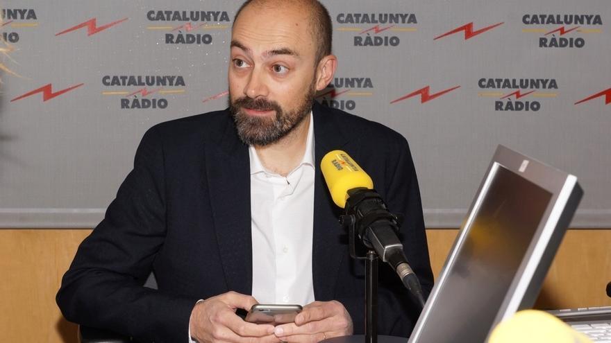 El director de Catalunya Ràdio recibe la notificación del TC
