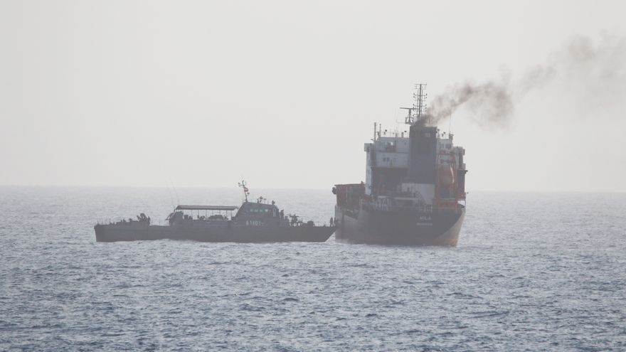 Irán niega que le pertenezcan los buques con gasolina incautados por EE.UU.