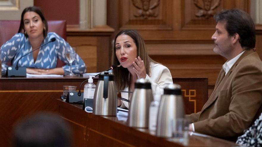 """Patricia Hernández: """"Santa Cruz tiene un gobierno descolocado, sobrepasado e instalado en la improvisación"""""""
