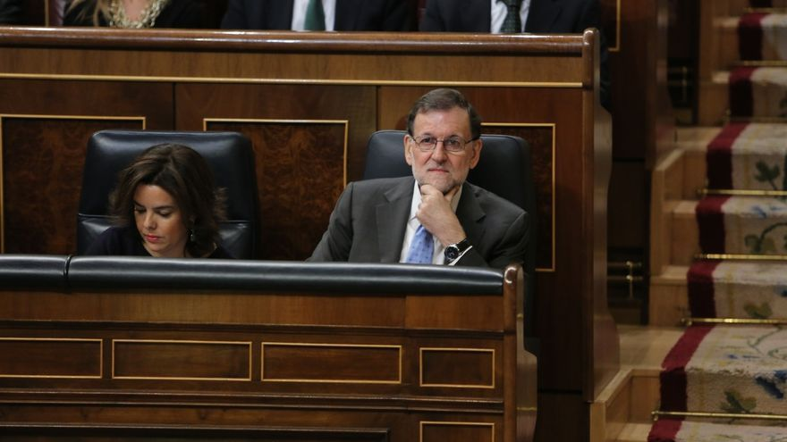 Rajoy defiende que el Gobierno controle las consultas municipales, frente al PNV que le pide libertad de convocatoria
