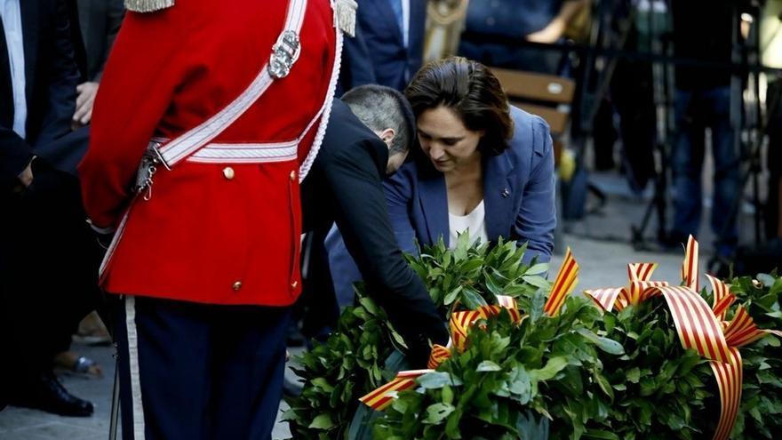 """Colau a Rajoy: """"Un buen gobernante debe saber escuchar las demandas del pueblo"""""""