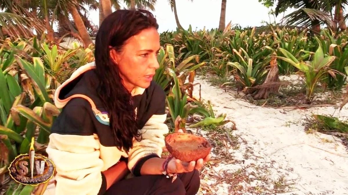 Olga Moreno en 'Supervivientes'