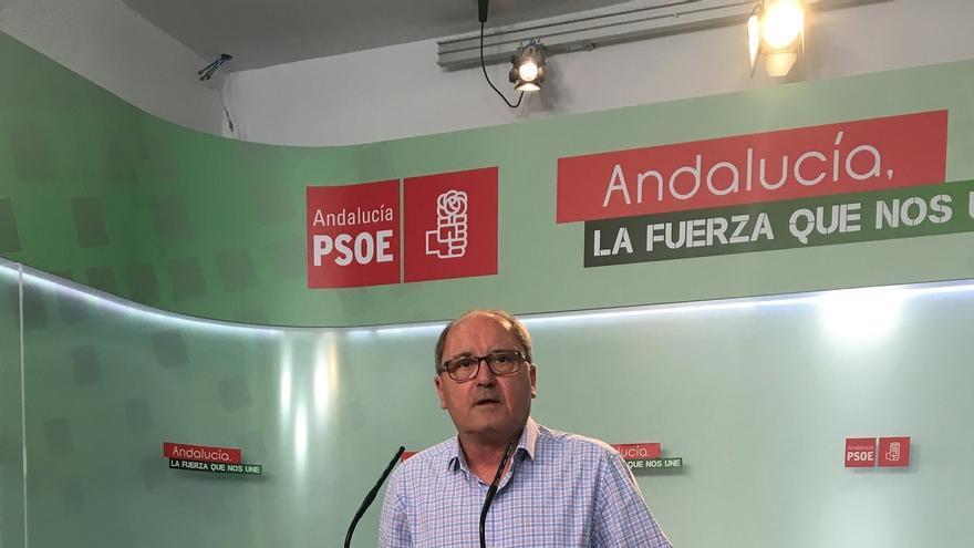 """PSOE-A: """"Pablo Iglesias es el escorpión y los socialistas no vamos a ser la rana del cuento"""""""