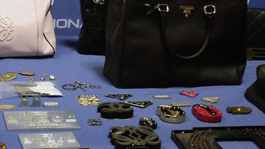 La Agencia Tributaria intervino más de tres millones de falsificaciones en 2014