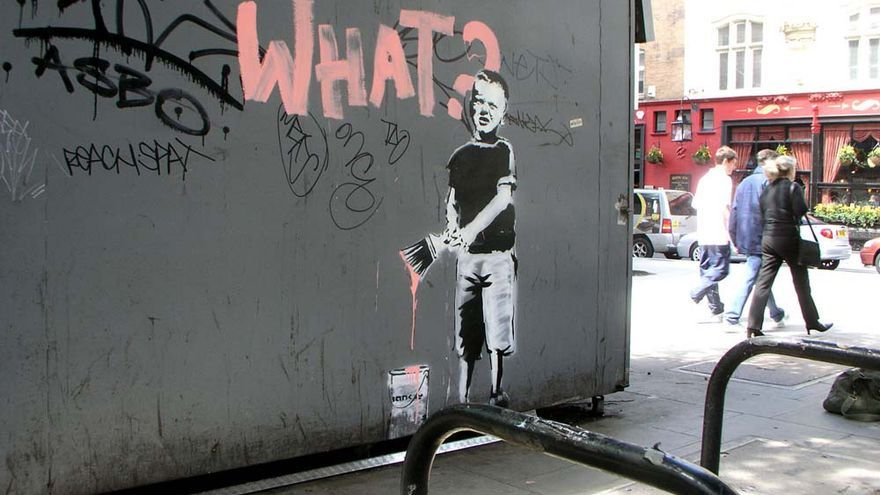Banksy, Massive Attack y la última loca teoría sobre su identidad