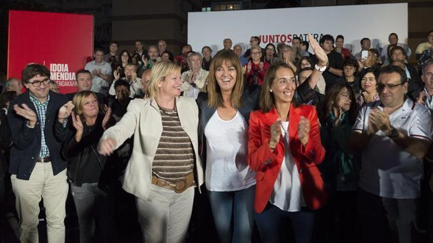 Concluye la campaña a las vascas con apelaciones al voto de los indecisos