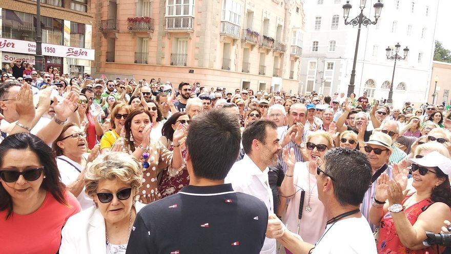 José López, líder de MC, en contra de pacto alcanzado por PSOE, PP y Cs en el Ayuntamiento de Cartagena / M.C.