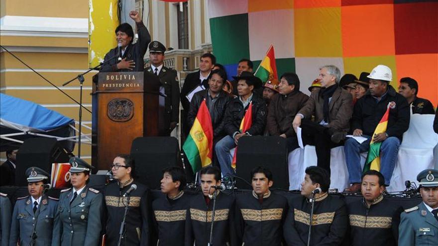 """Morales expulsa a la Usaid para """"nacionalizar"""" la dignidad de los bolivianos"""