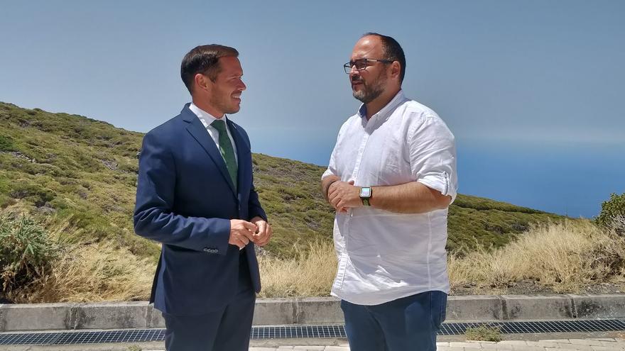 Mariano H. Zapata y José Antonio Valbuena.