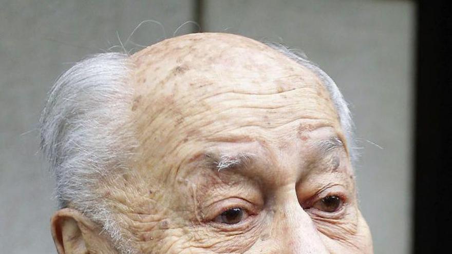 Armiñán cree que se merece el Goya porque ama ciegamente este trabajo, que es su vida