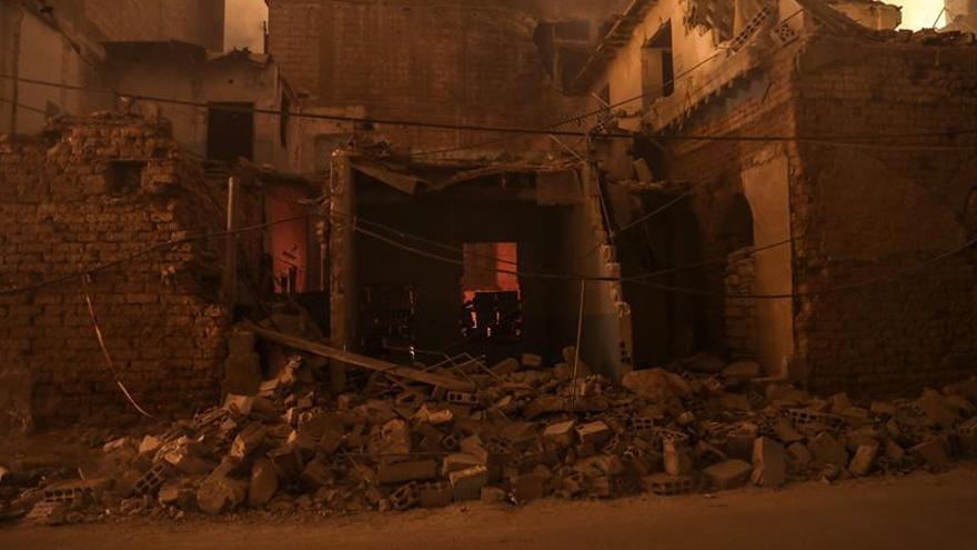 Al menos 40 muertos en Duma en un ataque químico, según Cascos Blancos sirios