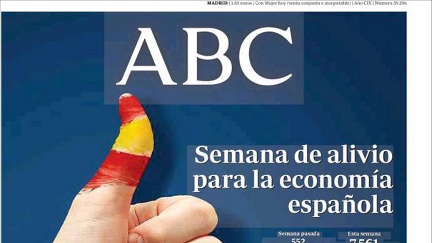 De las portadas del día (18/08/2012) #6