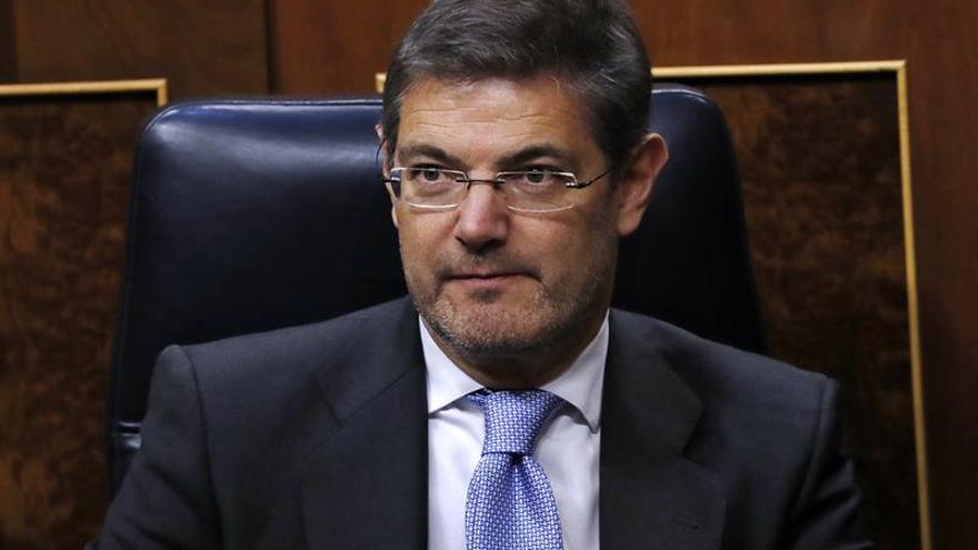 Catalá: se otorga menos del 1 % de indultos pedidos y sobre delitos limitados