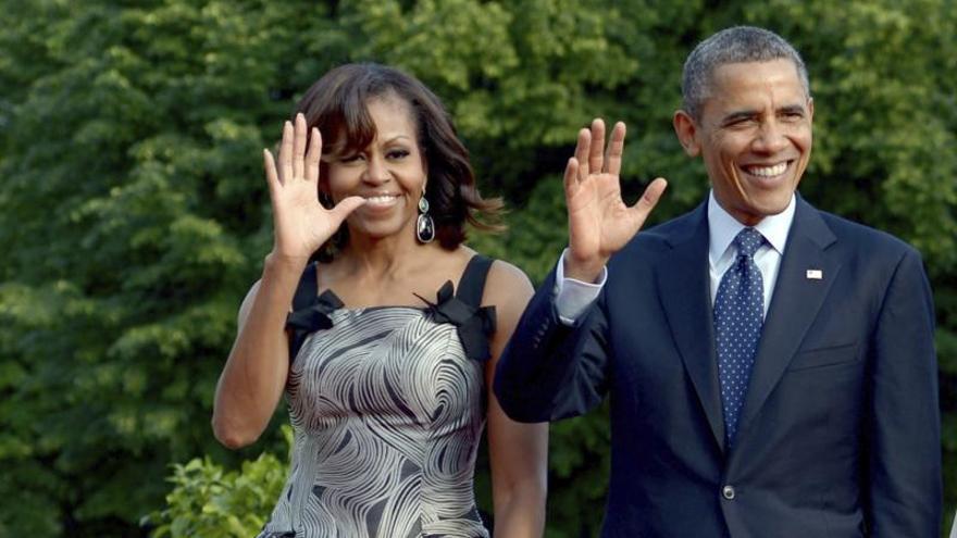 Los Obama recuerdan que no habrían llegado donde están sin ayudas de estudios