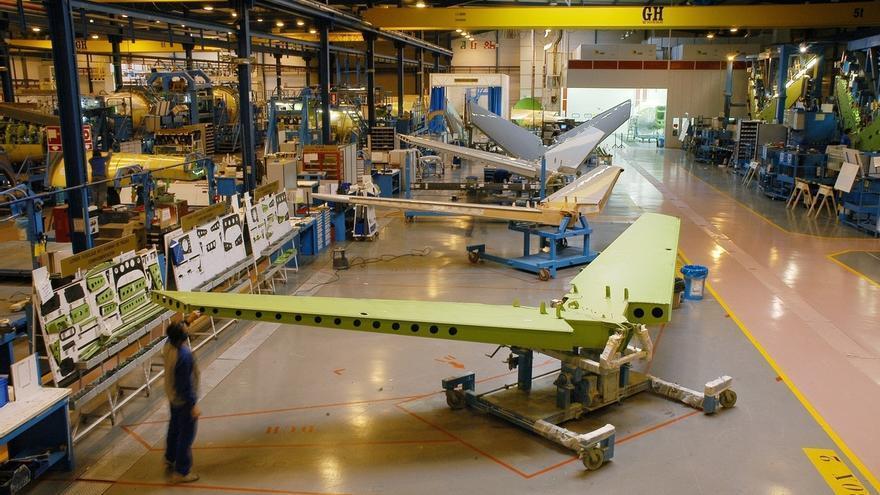 Aernnova aumenta su participación en la fabricación del avión E2 del fabricante brasileño Embraer