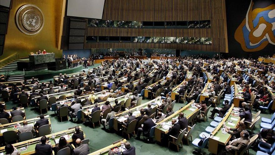 El Vaticano no apoya la propuesta palestina de izar su bandera en la ONU