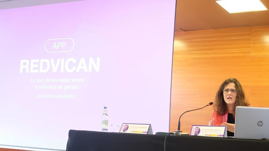 La directora del Instituto Canario de Igualdad (ICI), Kika Fumero.