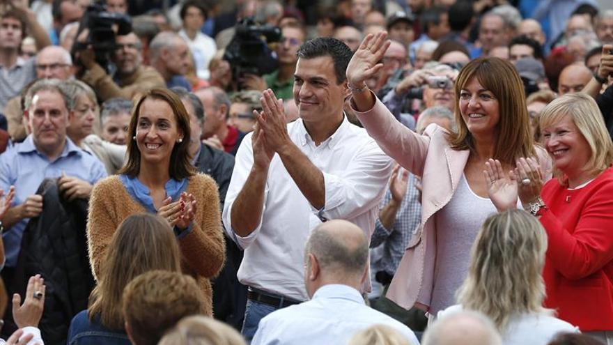 """El PSE se reivindica ante partidos que hablan """"de la nada"""" o son corruptos"""