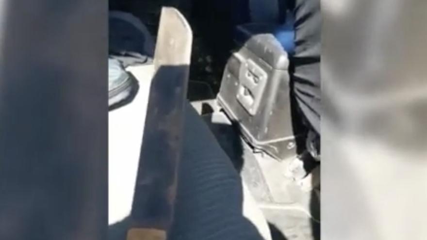 Un detenido en Gran Canaria por difundir un vídeo de amenazas a los migrantes