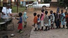 Centro de salud y maternidad Marie Auxiliatrice de Mokambo