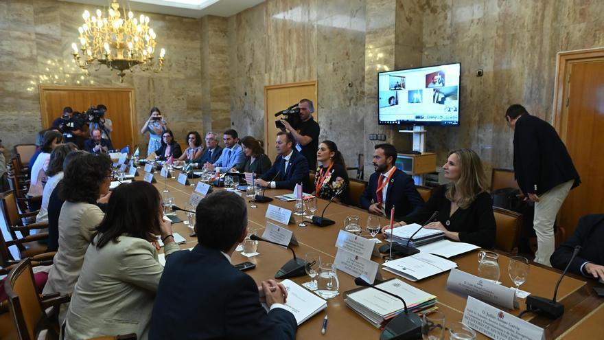 Conferencia Sectorial en el Ministerio para la Transición Ecológica