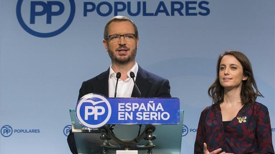 """Maroto: """"Los expertos dictaminan que el PP es el partido más transparente"""""""