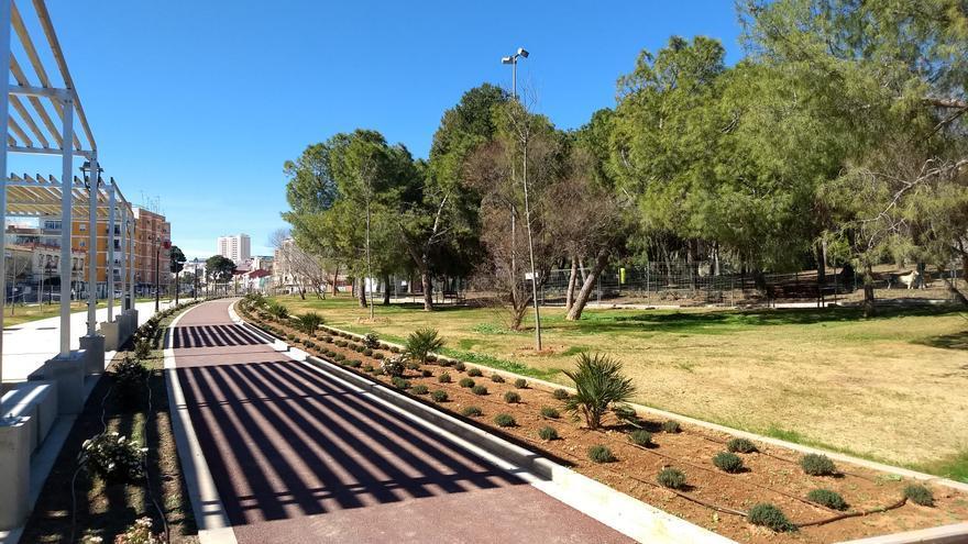 El nuevo Parque Lineal de Benimàmet