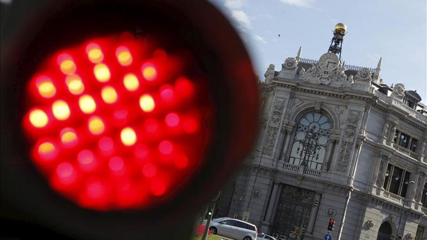 La fachada del Banco de España / Foto: Efe.