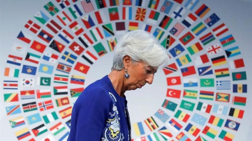 Lagarde señala al envejecimiento y la productividad como retos de Asia