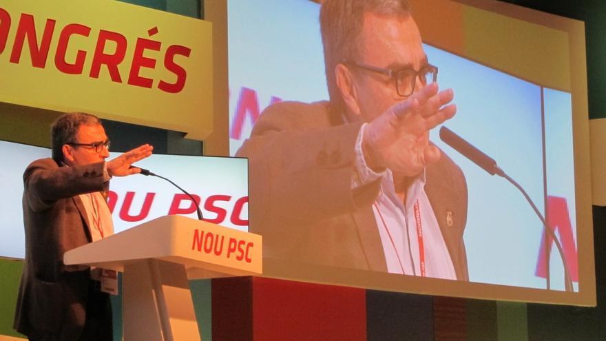 El alcalde de Lleida apoya que el PSC se abra a la posibilidad de un referéndum sobre independencia