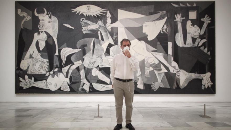 El Museo Reina Sofía reabre (Foto: Eduardo Parra - Europa Press)