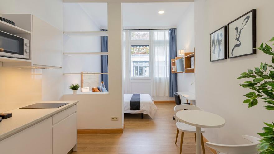 'Coliving': nuevos aires para el alojamiento y para el negocio inmobiliario a costa de más presión habitacional para los vecinos