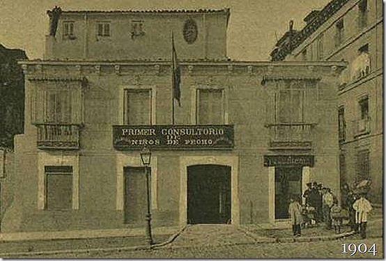 El consultorio de la calle San Bernardo | http://madridhaciaarriba.blogspot.com.es/