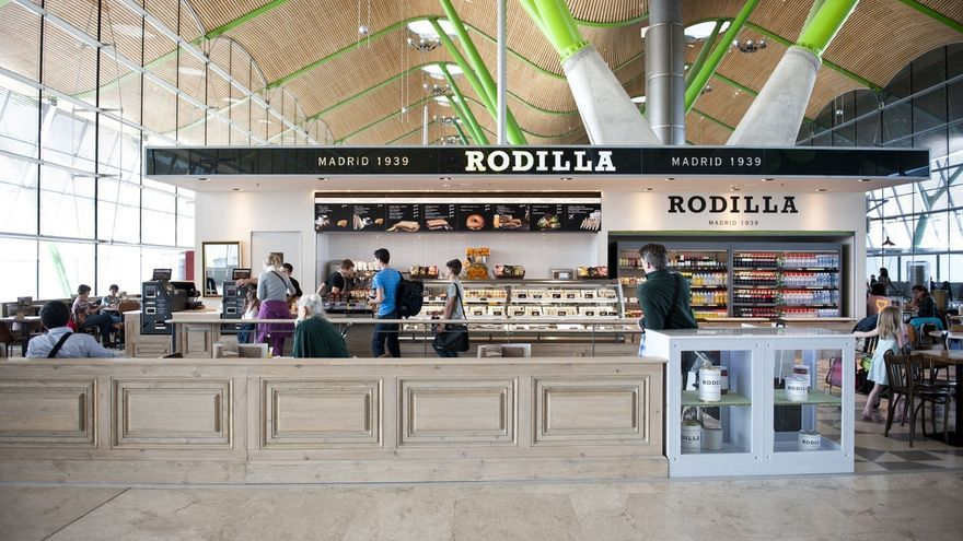 Rodilla abre 9 restaurantes en Madrid en el primer semestre