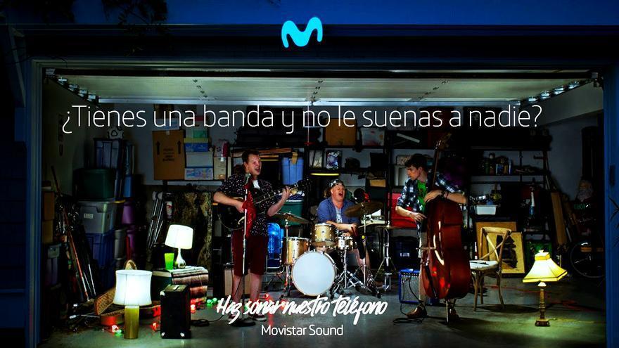 Promo de Movistar Sound