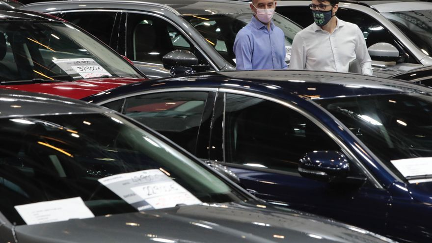 El mercado de vehículos usados crece por primera vez desde febrero