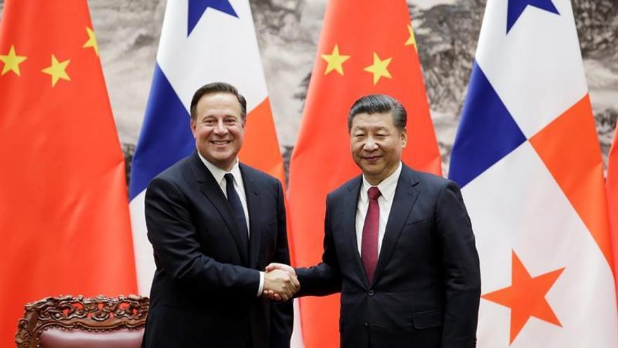 China y Panamá sellan su relación diplomática con 19 acuerdos de cooperación