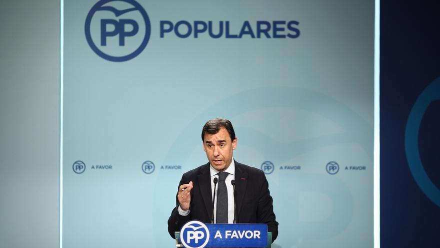 """Maillo, ante el deseo de Cospedal de seguir como número dos del PP: """"Para hablar de nombres vamos a esperar al congre"""