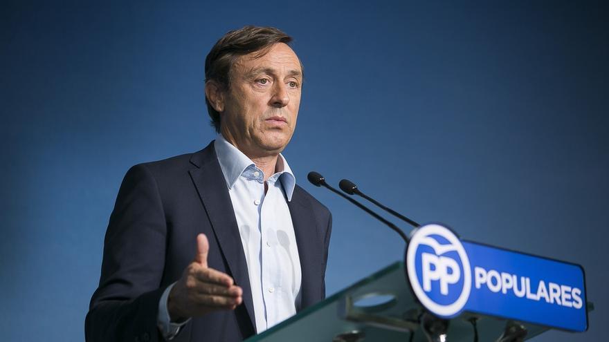 """Hernando (PP) advierte que Rajoy no irá a la investidura sin apoyos: """"Sería absurdo"""""""