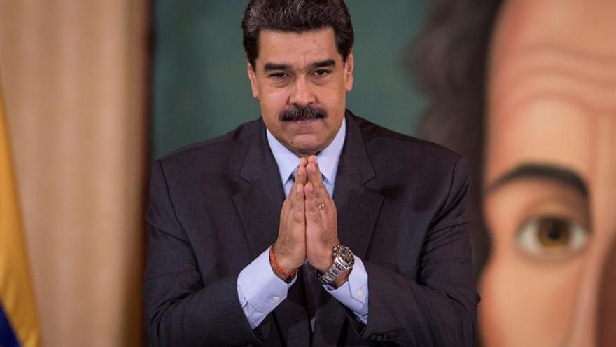 Maduro dice que el chavismo se prepara para ganar las parlamentarias de 2020