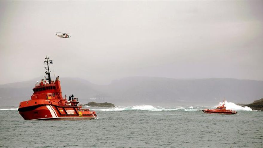 Fallece un marinero de 26 años tras caer al mar en Sada (A Coruña)