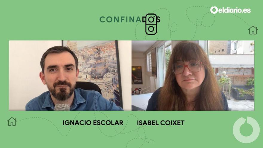 Ignacio Escolar entrevista a Isabel Coixet