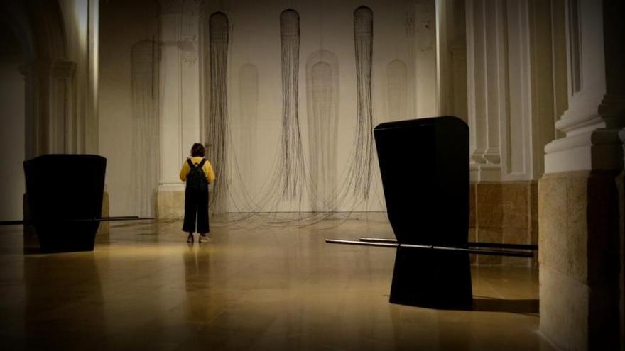 `Correspondencias´ en Sala Verónicas / Miguel Aznar