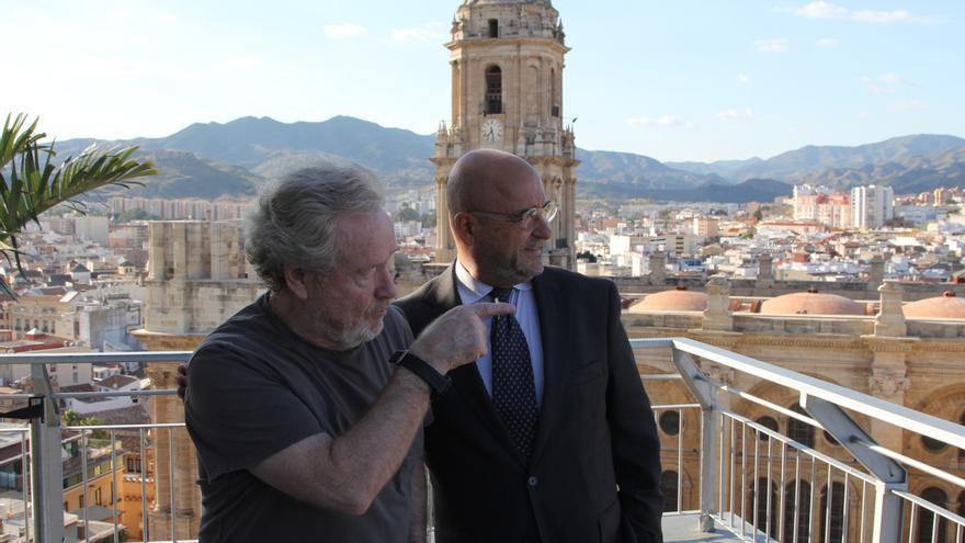 El desierto de Tabernas acoge desde este martes el rodaje en España de 'Exodus', de Ridley Scott